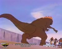 M.A.S.K. cartoon - Screenshot - Dinosaur Boy 287