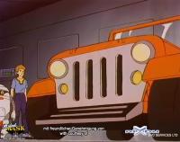 M.A.S.K. cartoon - Screenshot - Dinosaur Boy 207