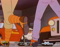 M.A.S.K. cartoon - Screenshot - Dinosaur Boy 208