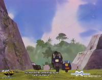 M.A.S.K. cartoon - Screenshot - Dinosaur Boy 654