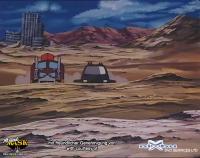 M.A.S.K. cartoon - Screenshot - The Creeping Desert 178