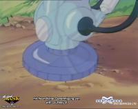 M.A.S.K. cartoon - Screenshot - The Creeping Desert 367