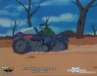 M.A.S.K. cartoon - Screenshot - The Creeping Desert 591