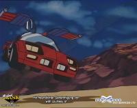 M.A.S.K. cartoon - Screenshot - The Creeping Desert 232