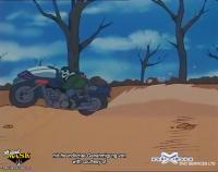 M.A.S.K. cartoon - Screenshot - The Creeping Desert 590