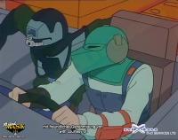 M.A.S.K. cartoon - Screenshot - The Creeping Desert 617