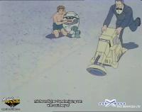 M.A.S.K. cartoon - Screenshot - The Creeping Desert 552