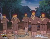 M.A.S.K. cartoon - Screenshot - The Creeping Desert 077