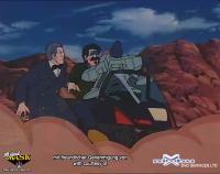 M.A.S.K. cartoon - Screenshot - The Creeping Desert 264