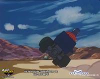 M.A.S.K. cartoon - Screenshot - The Creeping Desert 243