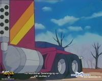 M.A.S.K. cartoon - Screenshot - The Creeping Desert 599