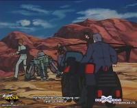 M.A.S.K. cartoon - Screenshot - The Creeping Desert 207
