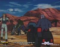 M.A.S.K. cartoon - Screenshot - The Creeping Desert 208