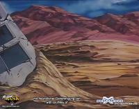 M.A.S.K. cartoon - Screenshot - The Creeping Desert 180