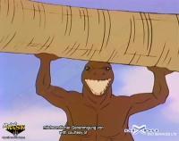 M.A.S.K. cartoon - Screenshot - Dinosaur Boy 296