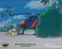 M.A.S.K. cartoon - Screenshot - The Creeping Desert 505