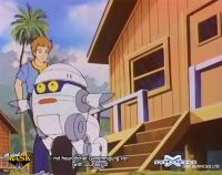 M.A.S.K. cartoon - Screenshot - Dinosaur Boy 408
