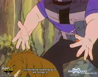 M.A.S.K. cartoon - Screenshot - Dinosaur Boy 097