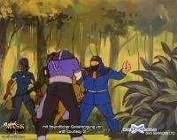 M.A.S.K. cartoon - Screenshot - Dinosaur Boy 107