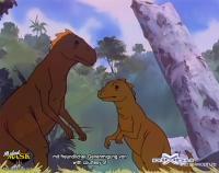 M.A.S.K. cartoon - Screenshot - Dinosaur Boy 683