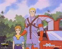 M.A.S.K. cartoon - Screenshot - Dinosaur Boy 684
