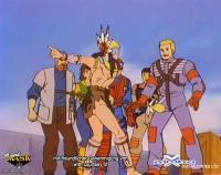 M.A.S.K. cartoon - Screenshot - Dinosaur Boy 255