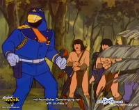M.A.S.K. cartoon - Screenshot - Dinosaur Boy 043