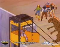 M.A.S.K. cartoon - Screenshot - Dinosaur Boy 310