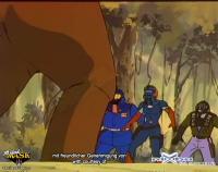 M.A.S.K. cartoon - Screenshot - Dinosaur Boy 088