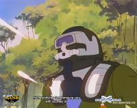 M.A.S.K. cartoon - Screenshot - Dinosaur Boy 104