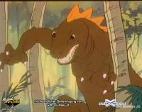 M.A.S.K. cartoon - Screenshot - Dinosaur Boy 079