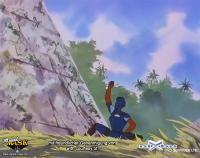 M.A.S.K. cartoon - Screenshot - Dinosaur Boy 557