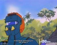 M.A.S.K. cartoon - Screenshot - Dinosaur Boy 036