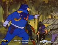 M.A.S.K. cartoon - Screenshot - Dinosaur Boy 046