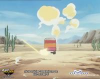 M.A.S.K. cartoon - Screenshot - Treasure Of The Nazca Plain 610