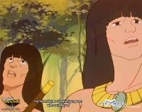 M.A.S.K. cartoon - Screenshot - Dinosaur Boy 041