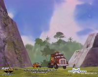 M.A.S.K. cartoon - Screenshot - Dinosaur Boy 656