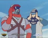 M.A.S.K. cartoon - Screenshot - Treasure Of The Nazca Plain 409