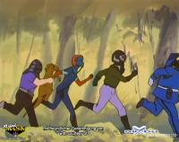 M.A.S.K. cartoon - Screenshot - Dinosaur Boy 112