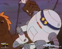 M.A.S.K. cartoon - Screenshot - Dinosaur Boy 614