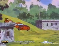 M.A.S.K. cartoon - Screenshot - Dinosaur Boy 495