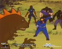 M.A.S.K. cartoon - Screenshot - Dinosaur Boy 054