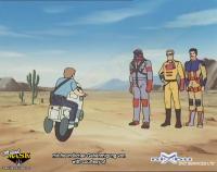 M.A.S.K. cartoon - Screenshot - Treasure Of The Nazca Plain 682