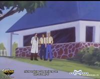 M.A.S.K. cartoon - Screenshot - Disappearing Act 411