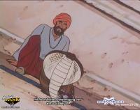 M.A.S.K. cartoon - Screenshot - Gate Of Darkness 052