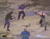 M.A.S.K. cartoon - Screenshot - Gate Of Darkness 154