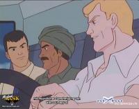 M.A.S.K. cartoon - Screenshot - Gate Of Darkness 074