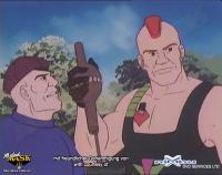 M.A.S.K. cartoon - Screenshot - Gate Of Darkness 160
