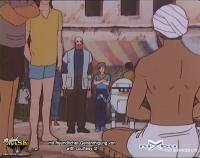 M.A.S.K. cartoon - Screenshot - Gate Of Darkness 016
