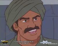 M.A.S.K. cartoon - Screenshot - Gate Of Darkness 076